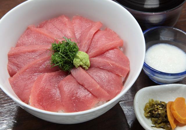 天草クロマグロ丼