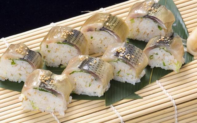 このしろ小袖寿司